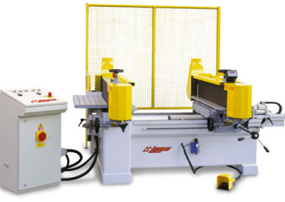 RCG 1200 finishing machine
