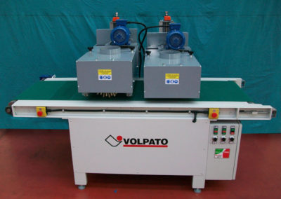 SPO 600 finishing machine
